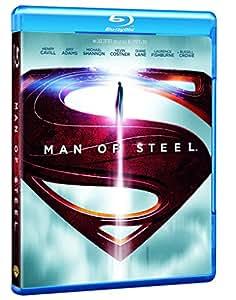 Man of Steel - Blu-Ray [Warner Ultimate (Blu-ray)] [Warner Ultimate (Blu-ray)]
