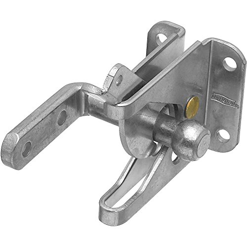 Stanley Gate Latch (National Hardware Products 1 Pack Zinc Plated)