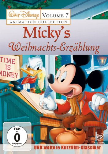 Mickys Weihnachts-Erzählung (Carol-dvd Christmas)