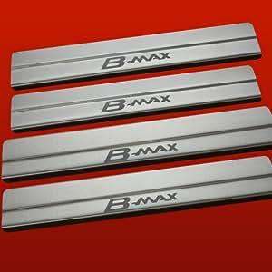 FORD B-MAX B-MAX SEUIL DE PORTE ACIER INOXYDABLE FINITION MAT 411063 B-MAX