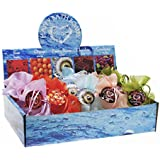 Bombas de baño, Treat yourself to a HOME SPA! Display: Bath Bombs – Various scents - 15 pcs. Economical package!