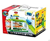 Tayo Bus Parking Lot Play Set Korea Childrens Popular Tv Animation Character by ICONIX