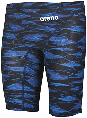 arena Herren Powerskin ST 2.0 Badehose, Herren, Men\'s Powerskin St 2.0 Jammer Swimming Bottoms, Blau/Royal, 28