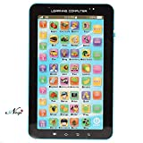 #1: Negi Interactive Multimedia Educational Learning Pad / Tablet / Computer System for Kids / Children