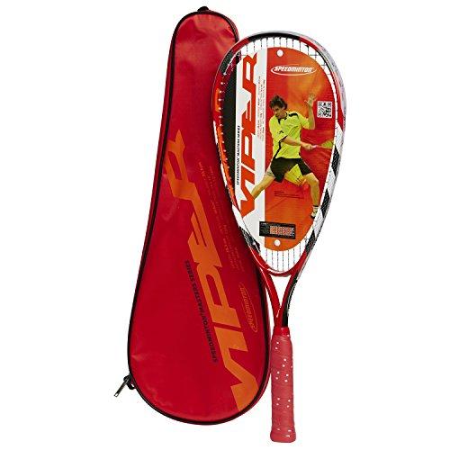 Speedminton® Racket Viper - Speed Badminton/Crossminton Turnierschläger inkl. Schlägertasche
