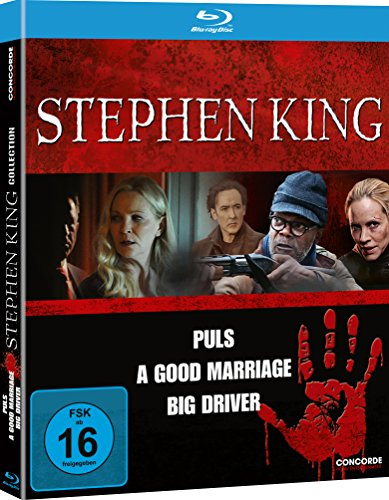 Stephen King Collection [Blu-ray]