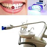 Silla Dental Dientes Blanqueamiento caliente fría luz LED lámpara de lejía, acelerador ys-tw-d
