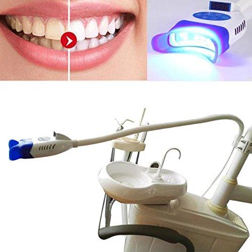 Hot sedia dentale denti sbiancante fredda lampada LED luce sbiancamento Accelerator ys-tw-d