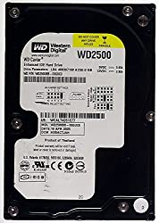 250gb Hdd Western Digital Wd Caviar Wd2500bb Ide Id13294