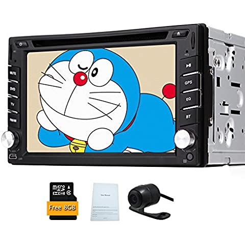 Multimedia DVD Ricambi Player Elettronica Headunit In Deck Car Stereo