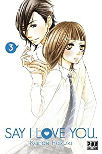 Say I Love You Edition simple Tome 3