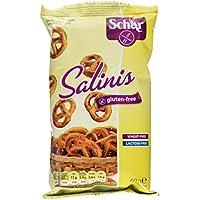 Schär Salinis - Salzbretzeln , 20er Pack  (20 x  60 g Packung)