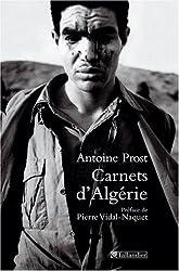 Carnets d'Algérie