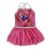 Miraculous - Vestido - para niña - 22-2664 [Rosa - 2-3 años - 92-98 cm]