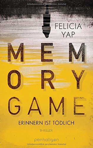 Memory Game - Erinnern ist tödlich: Thriller
