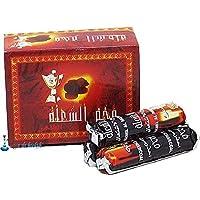 SAS, Hamil Magice Coal 10 Rolls for Hookah Sheesha 100 disc