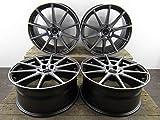 4 cerchioni in alluminio Meisterwerk MW03 19 pollici adatto per CLS E 213 238 GLA GLC GLK S SL SLC SLK NEU