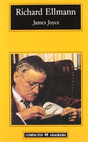 James Joyce (Compactos) por Richard Ellmann
