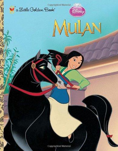 Mulan (Little Golden Books)