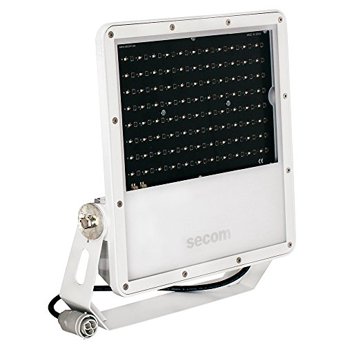 Secom Protek Q2 Proyector Industrial LED, 200 watts, Blanco