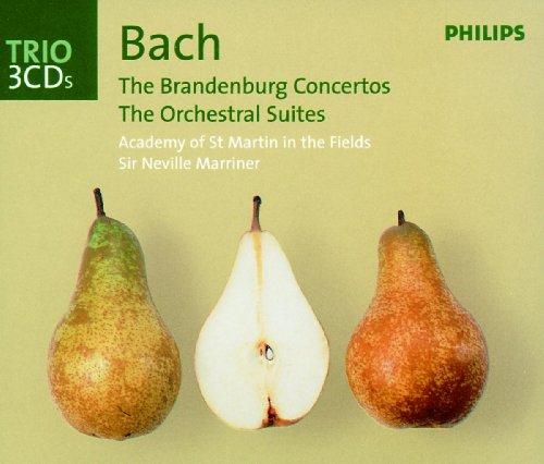 Bach, J.S.: Brandenburg Concer...