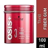 Schwarzkopf OSiS Thrill Fibre Gum Haarwachs Dose, 100 ml