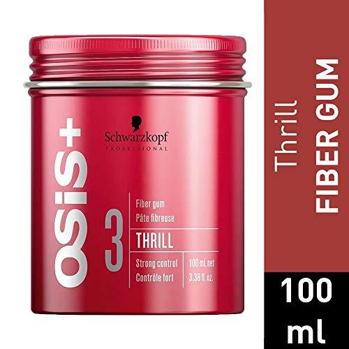Schwarzkopf OSiS Thrill Fibre Gum Haarwachs Dose, 100 ml - Whipped Body Souffle