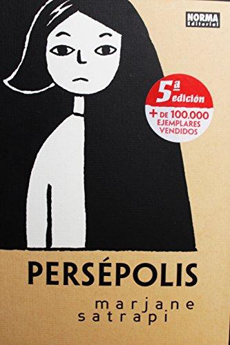 Persépolis Ed bolsillo castellano nueva portada (Comic Europeo (norma))