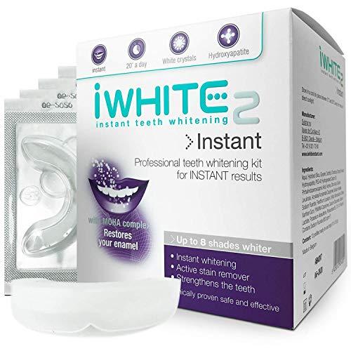 Kit de blanqueamiento dental iWhite instant 2 | Restauración del esmalte | Blanqueamiento dental professional