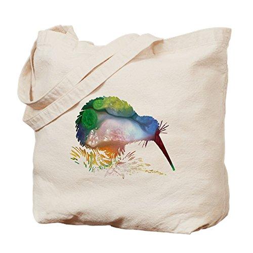 S Tote Natur CafePress–Kiwi–Leinwand Einkaufstasche khaki Reinigungstuch Tasche FwHxxqZX