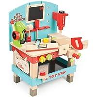 suchergebnis auf f r werkbank holz 391804011 spielzeug. Black Bedroom Furniture Sets. Home Design Ideas