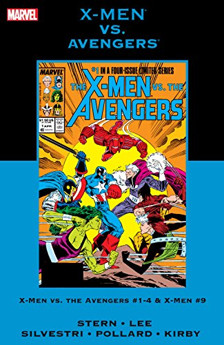 X-Men vs. Avengers (English Edition)