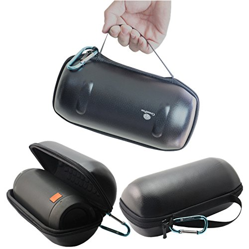 XMY EVA+PU Hard Carry Tasche Case Cover Pouch Holder Bag for JBL Pulse 2 II Bluetooth Speake Lautsprecherr Hard Carry Case