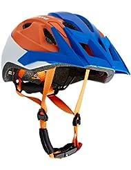 Cratoni Allride Trekking Allround bicicleta casco 2016, color Naranja - naranja, tamaño 53 - 59