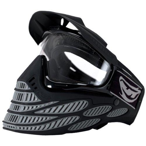 JT Paintball Maske Flex 8 Thermal 0655, Grau