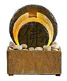 Seliger Schieferbrunnen Tian 30,5 x 24 x 12 cm