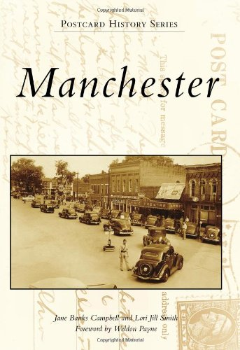 Manchester (Postcard History) - Paynes Forks