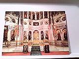 AK Wiesbaden. Russische Kirche, Griechische Kapelle auf dem Neroberg - Ikonostasis