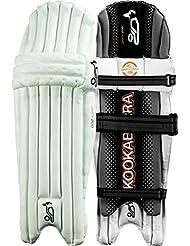 Kookaburra críquet deporte Onyx 200Batsman pierna protección ambidextro almohadillas, color multicolor, tamaño joven