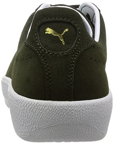 Puma Star Allover Suede Leather Sneaker Men Trainers green 359393 02 Forest Night