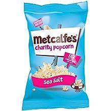 Metcalfe's Skinny Sea Salt Popcorn 20g