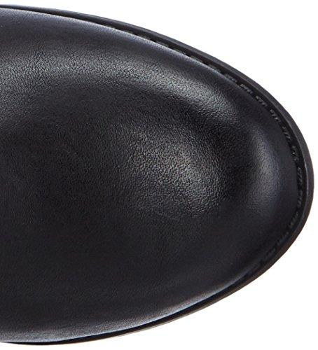 Softline 25565, Bottes à tige haute et doublure intérieure femme Noir (Black 001)