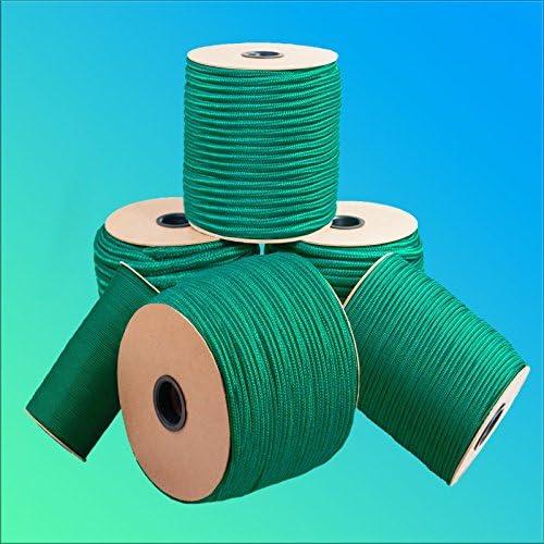 ANBP polipropilene corda 70 m 3 3 3 mm 4 mm 5 mm 6 mm 8 mm 10 mm 12 mm tutti i Coloreeei (0,14   m – 0,62   m), verde, Ø12mm 70m (0,62  m) | Fashionable  | Forma elegante  6c9338