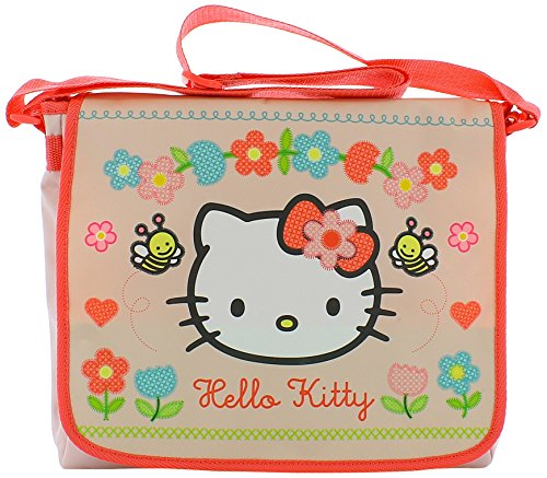 Hello Kitty Home Sweet Home Umhängetasche rose (Handtasche Hello Kitty)
