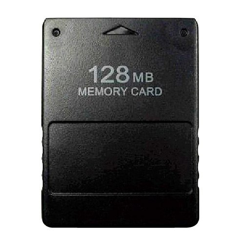Buyee 128MB Speicherkarte für Sony Playstation 2 (Fußball Für Die Ps2)