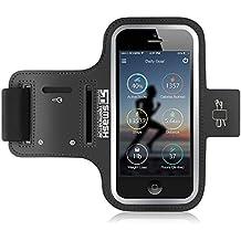 Brazalete Deportivo Sony Xperia XZ - Correa Ajustable Extralarga, Portacables para Llave / Auricular y Bolsillo Para Tarjeta - también Compatible con Xperia Z5, Z3 y XA2