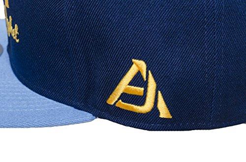 ALEXANDRE JAPHET Herren Sweatshirt Blau blau One Size Bleu / Navy Blue
