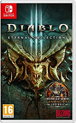 Diablo III : Eternal Collection - Nintendo Swit...