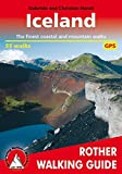 Iceland: The finest coastal and mountain walks - GPS (Rother Walking Guide)
