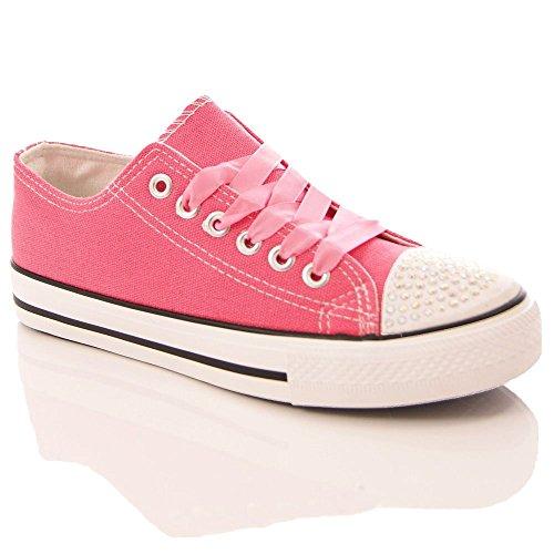 Mr Shoes , Baskets mode pour homme Rose rose Rose - rose